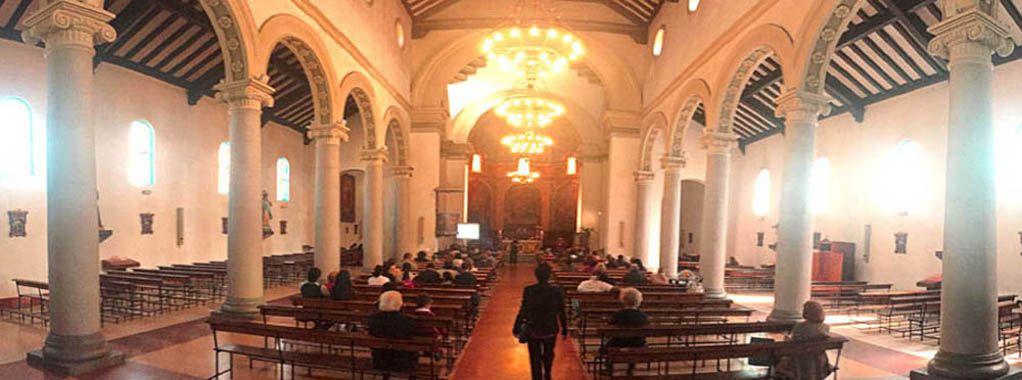 Iglesia Parroquia Nuestra Señora de Las Victorias